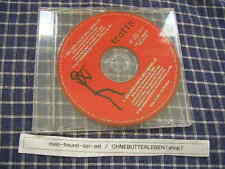 CD Rock Traffic - Here Comes A Man ( 2 Song Promo ) VIRGIN no insert