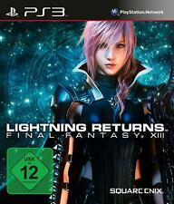 PS3 Game Lightning Returns - Final Fantasy XIII Ff 13 New