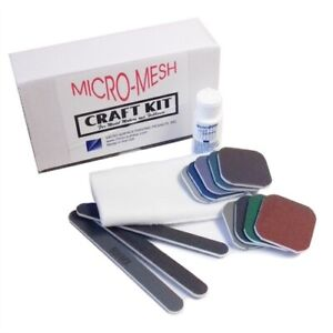 CRAFT KIT - MICROMESH