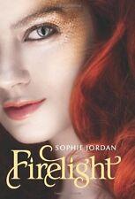 Complete Set Series - Lot of 3 Firelight books by Sophie Jordan Teen Romance