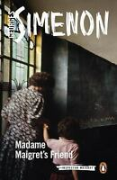 Madame Maigret's Friend (Inspector Maigret) by Simenon, Georges in Used - Like