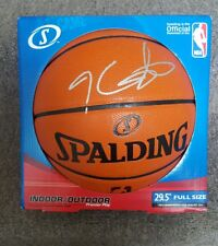 KEVIN DURANT signed auto GOLDEN STATE WARRIORS Replica Game basketball w/ COA