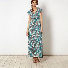 Debenhams Cotton V-Neck Regular Size Dresses for Women