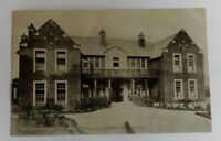 VINTAGE POSTCARD Durham County Hospital Convalescent Home,Harrogate,Yorkshire