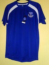 Lot - EVERTON FC Blue Shirt  - BNWT PLUS Used Bright Yellow Shirt by UMBRO