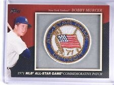 2010 Topps Commemorative Patch Bobby Murcer 1971 All Star Game #MCP24 *61834
