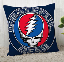 Grateful Dead Band High Quality Throw Pillow