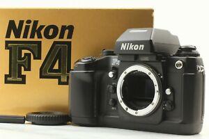 【Near Mint in Box】 Nikon F4 35mm SLR Film Camera Body From Japan
