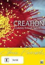 Creation: A Journey through Nature (DVD), Region-4, Like new, free shipping