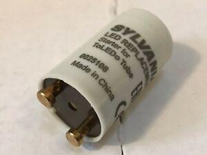 SYLVANIA LED REPLACEMENT LIGHT / LAMP STARTER FOR TOLEDO TUBES 0025108