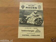 1978 INTERNATIONALE OLOF RACES CIRCUIT BEEKSE BERGEN TILBURG 23-4-1978,HARTOG