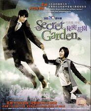 Secret Garden _ Korean Drama (5 DVD) English Sub _ Region 3 _Box Set_ Ha Ji-Won