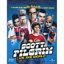 Blu-ray Scott Pilgrim Vs. The World 2010 Film - Azione/avventura Universal Pictu