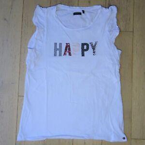 T-shirt sans manches IKKS  série WE ARE YOUNG -  14 ans / 156 cm