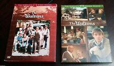 The Waltons Complete Season 1 & 2 (DVD) One and Two - First & Second Fast Ship