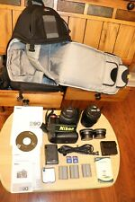 Nikon D90 12.3 MP Digital SLR Camera Bundle