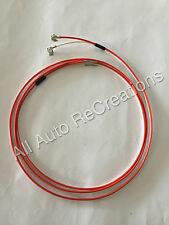 Holden LH LX Torana SLR5000 Interior Light Wiring Figure 8 Orange & White Wire