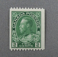 *Kengo* 1924 Canada stamp collection #133 KGV Admiral Coil MLH perf12 CV$60 @30