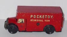 Vintage Wells Brimtoy - Clockwork - Removal Van.