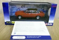 Corgi VA11910 Ford Taunus TC2 2.0 Ghia Jupiter Red LHD Ltd Ed. 1000 of only 1000