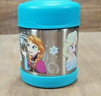 Disney Frozen Thermos Funtainer Vacuum Insulated Stainless Steel Food Jar 10 oz