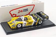 Porsche 956B #7 Winner 24h LeMans 1984 Pescarolo, Ludwig 1:43 Spark