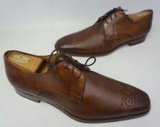 Medallion Oxfords Dress Shoes for Men