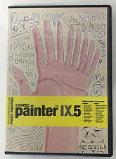 Corel Painter IX.5 9.5 for Windows or Mac with authentication key