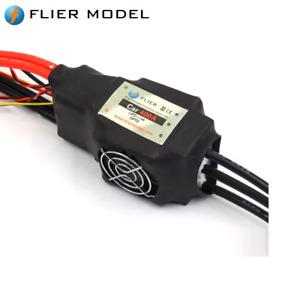 400A Car Flier ESC 3-16S  for 1/8 and 1/5 Brushless Motors + USB LINK