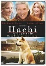 Hachi: A Dog's Tale (DVD) *NEW**