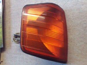Mercedes 190e 190d w201 offside  front amber right indicator.Bosch