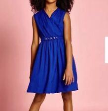 89e958618b71 Yumi Girl Crinkle Chiffon Embellished Party Dress Size 5 6 Years Box28