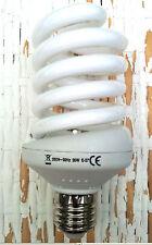 Bombilla de bajo consumo espiral electro DH rosca E-27 80.409/30/dia 84305521418