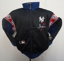 NEW YORK YANKEES MLB BASEBALL REVERSIBLE 1990'S STARTER JACKET VINTAGE VTG NWT