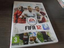 JEU NINTENDO WII FIFA 12 COMPLET