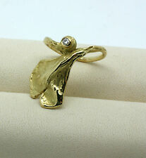 NIESSING Ring 18kt Gold 0.02ct Brillant RW49