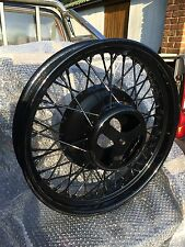 VIntage Classic Wheels Restoration - Austin Lichfield Cambridge Windsor Harley