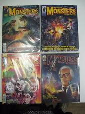 Famous Monsters of Filmland 262 263 264 265
