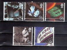 GREAT BRITAIN 1996 Cinema centenary set used