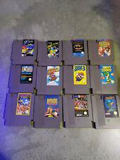Nintendo NES, Spiele, Games, Sammlung, Auflösung