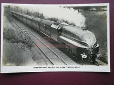 PHOTO  LMS STREAMLINED PACIFIC LOCO NO 6229 'ROYAL SCOT'