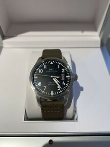 IWC Pilot Watch Mark XVII, Date IW326504 Automatic Winding Mens