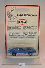 Majorette 1/55 Nr. 219 Matra Simca Bagheera Texaco Blister Verpackung OVP #438