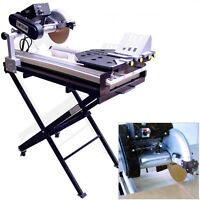 Husky Thd950l 7 Quot Tile Stone Wet Laser Saw W Stand Ebay