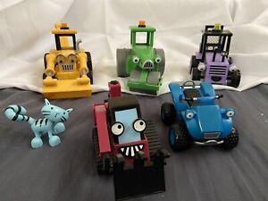 Bob The Builder toys -  Bulk Lot - Preloved