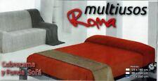 MANTA, COLCHA MULTIUSOS SOFA, CUBRE CAMA DE 230X260 CM