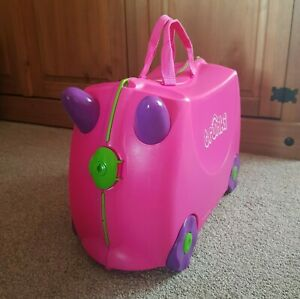 """Trunki Ride-On Suitcase """"Trixie"""" (Pink)"""