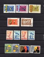 Liban COLLECTION  of POSTALLY USED MODERN LARGE STAMP   LOT( LEB 656)