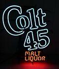 Vintage Colt 45 Malt Liquor Neon Beer Sign 1995