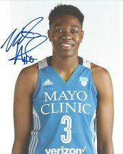 Natasha Howard Signed 8 x 10 Photo Wnba Basketball Minnesota Lynx Free Shipping